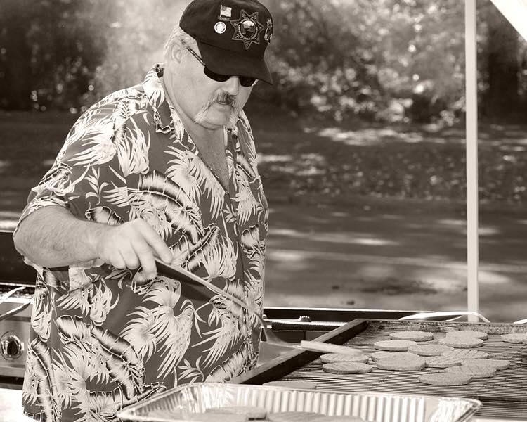 Rick Walker SCLEA grilllmaster
